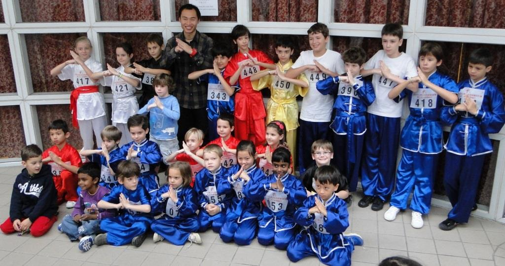 Mighty Kung Fu Competitions & Exams